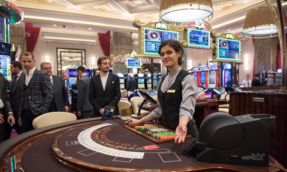 официальный сайт работа в казино на розе