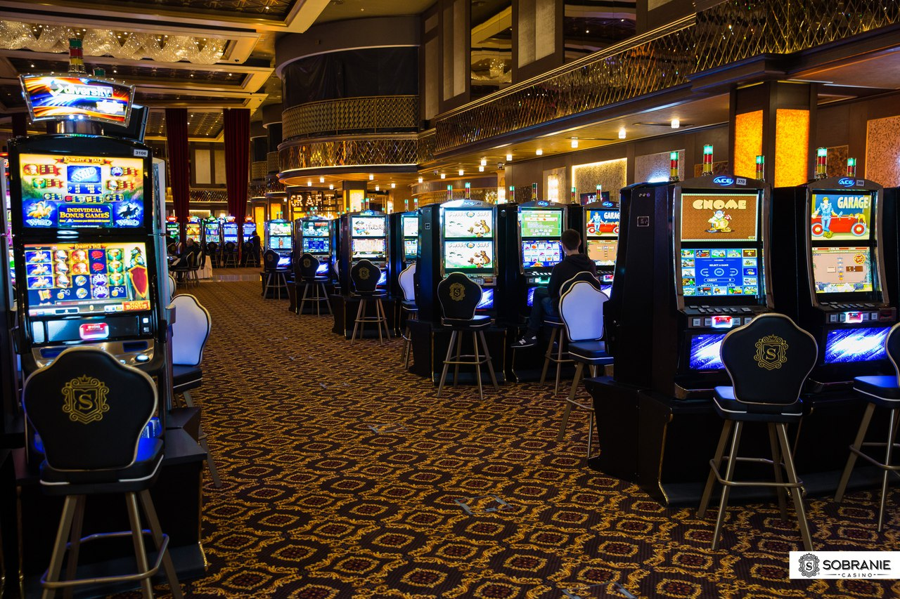 официальный сайт есть ли в калининграде казино